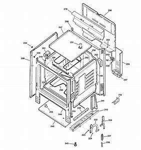Hotpoint Rb525c3wh Electric Range Parts
