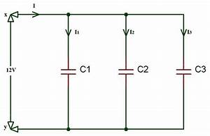 Capacitor In Parallel Circuit