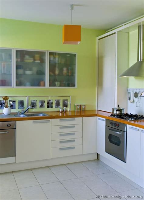 kitchen colours and designs pictures of kitchens modern white kitchen cabinets 6585