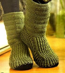 Crochet En S : tejidos artesanales en crochet botas tejidas en crochet ~ Nature-et-papiers.com Idées de Décoration
