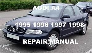 Audi A4 Repair Manual 1996 1997 1998 YouTube