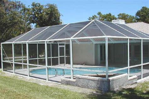 Pool Enclosures - AlabamaSEA