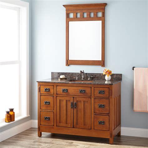 48 American Craftsman Vanity For Rectangular Undermount