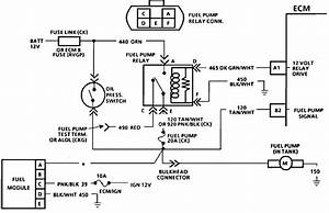 Fuel Pump Wiring Map