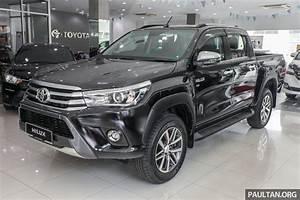 Toyota Hilux 2017 : galeri toyota hilux d cab 2 8g a t 4x4 rm130 900 ~ Accommodationitalianriviera.info Avis de Voitures