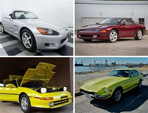 japanese sports cars 6 vintage japanese sports cars to buy now gear patrol