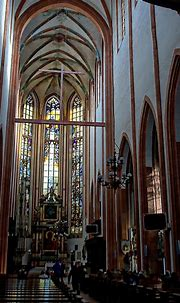 Wroclaw Photograph - Wroclaw Church Interior 14 by John ...