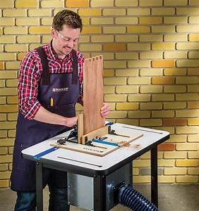 Rockler Introduces Router Table Jig for Heavy-duty Box