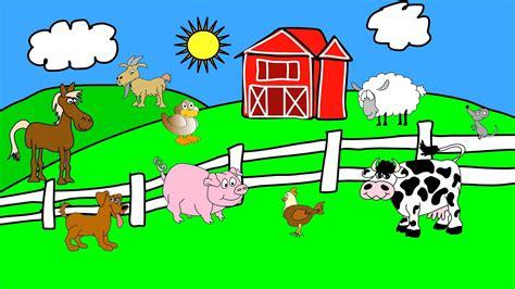 animals   farm animal sounds learn  sounds