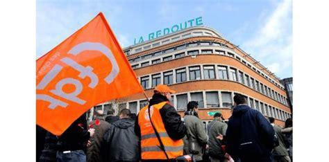 la redoute si e social la redoute des salariés votent à nouveau contre l 39 accord