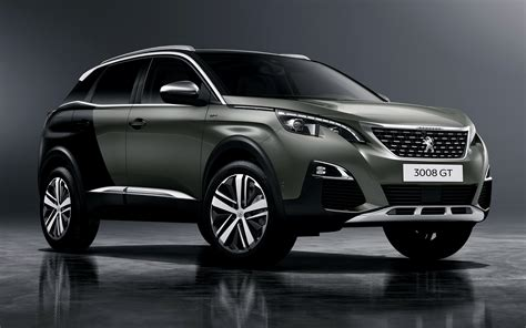 Peugeot 3008 Wallpapers by Peugeot 3008 Gt 2016 Wallpapers And Hd Images Car Pixel