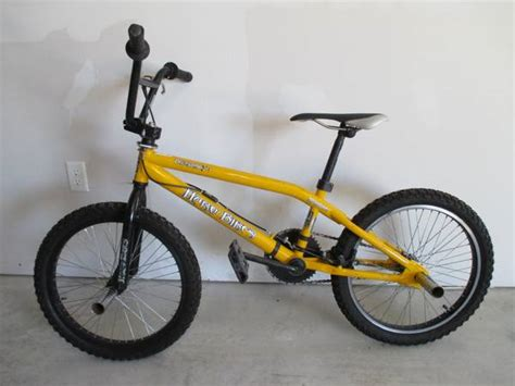 Yellow Haro Bmx Bike For Sale