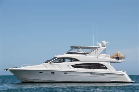 hatteras  pilothouse yachts  sale