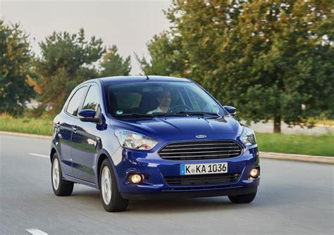Ford Interni Ford Compatta Dagli Interni Spaziosi Ecco Nuova Ka
