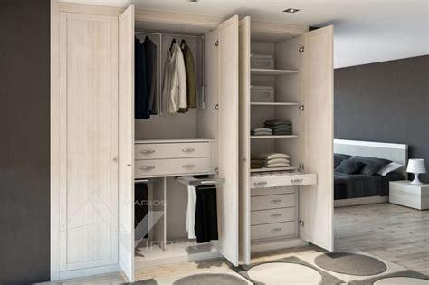hacer interior de armarios empotrados  medida blancos