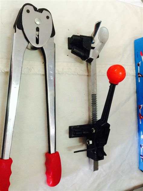 strapping tool metal tensioner poly strap packing machine set kit ebay