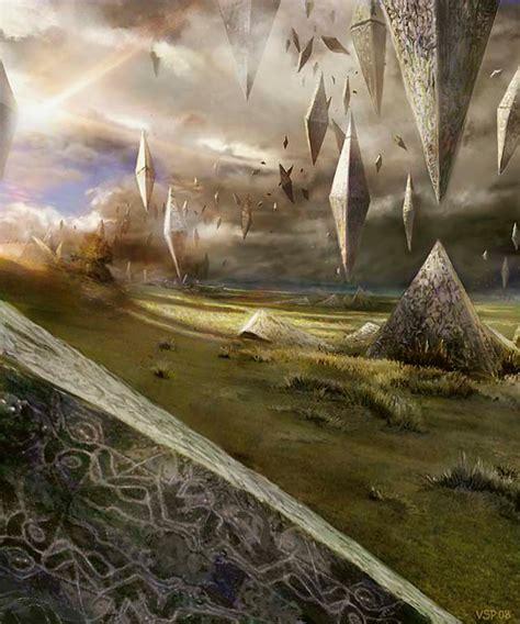 zendikar plains magic  gathering