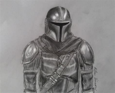 Made this because of the new Mandalorian Season 2 trailer ...