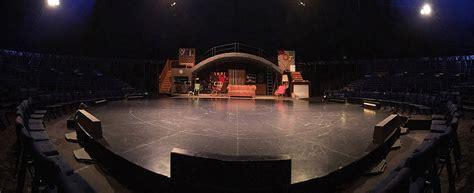 einblick das chapiteau circus monti