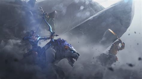valve unveils  dota  trailer inviting people  join