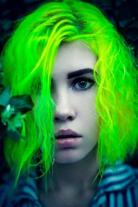 Get The Look Use Sparks Colors Key Lime For A Green That