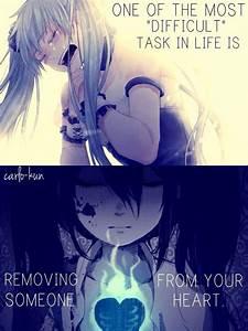 Heart Breaking Anime Quotes | Anime Amino