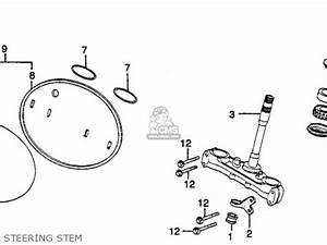 honda cr125r elsinore 1980 a usa parts list partsmanual With 1980 honda cr v