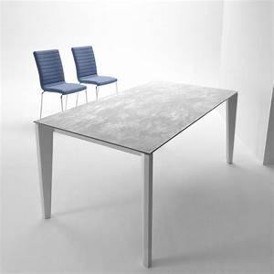 Couchtisch 80 X 80 : tavolo allungabile di design diamante all 120 x 80 arredas ~ Indierocktalk.com Haus und Dekorationen