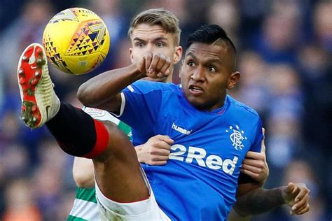 Rangers star Alfredo Morelos will leave one day... but it ...