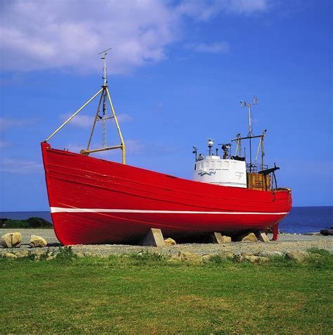 Boats For Sale Ireland Fishing Boat by Annalong Co Ireland Fishing Boat Photograph By The