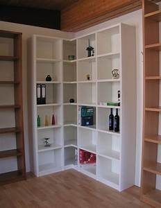 Bücherregal Weiß Holz : eckregal b cherregal wei lackiert b cherregal onlineshop ~ Indierocktalk.com Haus und Dekorationen