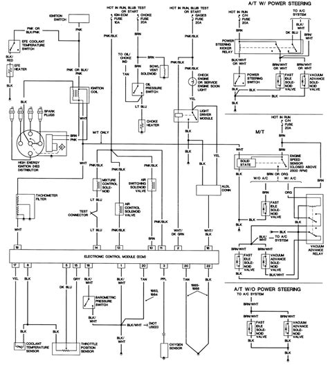 1981 Dodge D150 Wiring Diagram by Repair Guides Wiring Diagrams Wiring Diagrams