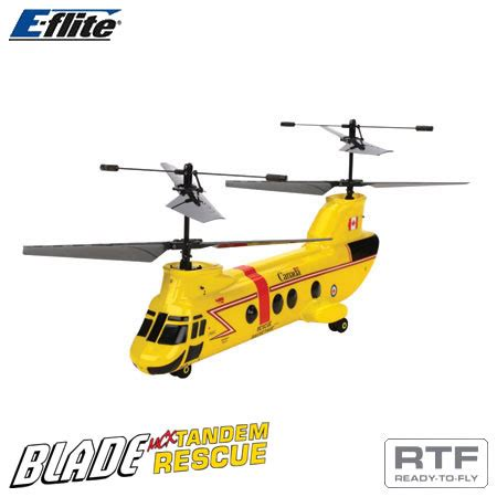 e flite blade mcx tandem rescue mode1 elicotteri a blade mcx tandem rescue rtf eflite scorpio modellismo