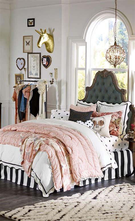 teenage girl bedroom bedroom interesting pretty teen bedrooms pretty bedrooms 13504