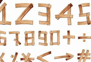 vector roman numeral clock free vector download 880 free With wooden letters and symbols