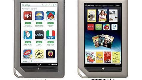 Barnes & Noble Drops Price Of Nook Color And Tablet
