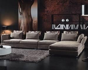 Modern Sofa Couch : contemporary living room furniture adding style in simplicity traba homes ~ Indierocktalk.com Haus und Dekorationen