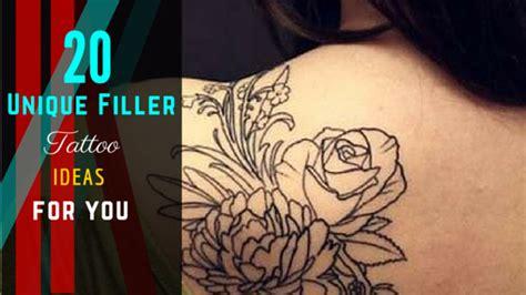 unique filler tattoo ideas   amazing tattoo ideas