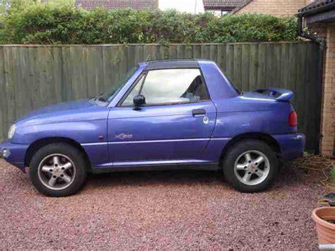Suzuki X90 by Suzuki X90 Blue Non Runner Car For Sale