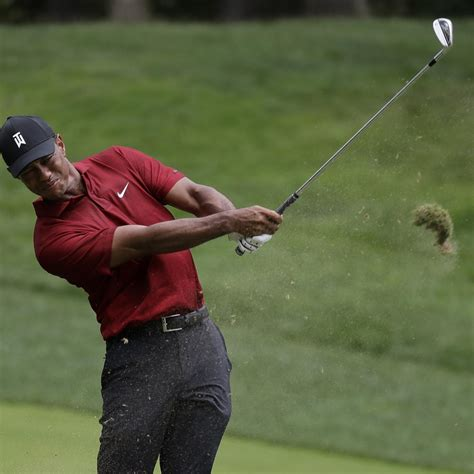 Tiger Woods Shoots 4 Over, Finishes Up Inconsistent 2020 ...