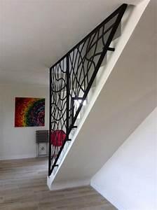 Garde Corp Escalier : garde corp moderne elegant hall de nuit escalier garde ~ Dallasstarsshop.com Idées de Décoration