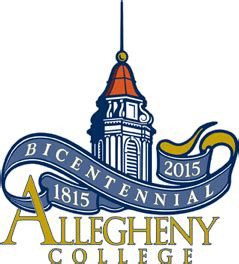 Admissions | Allegheny College - Meadville, PA