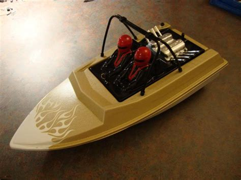 Rc Jet Boat Tear Into by Ndq Tear Into Brushless Jet Boat