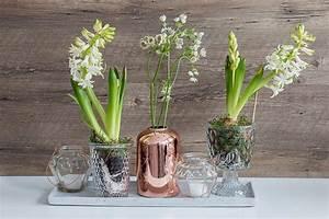 Frühlingsdeko Im Glas : fr hlingsdeko im kupfer und betonlook sch n bei dir by depot ~ Orissabook.com Haus und Dekorationen