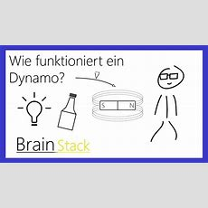 Wie Funktioniert Ein Dynamo?  Brainstack Youtube