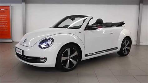 coccinelle vw cabriolet volkswagen coccinelle cabriolet occasion 1 4 tsi 160 s 233 rie sp 233 ciale 60 s edition dsg7 blanc 2555