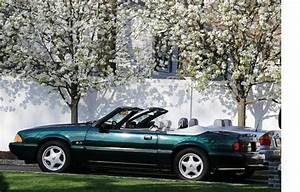 92 ford mustang LX 5.0 convertible green white top no rust anywhere V8 foxbody for sale: photos ...