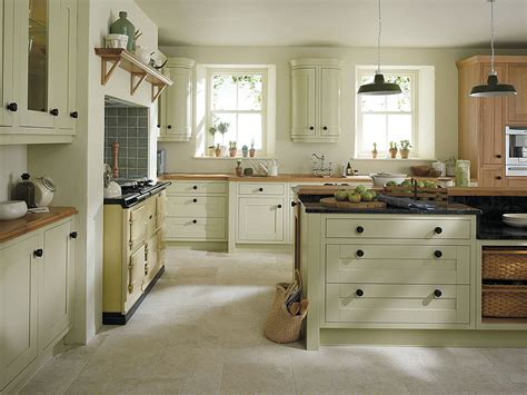 Traditional Kitchens : 30 Popular Traditional Kitchen Design Ideas
