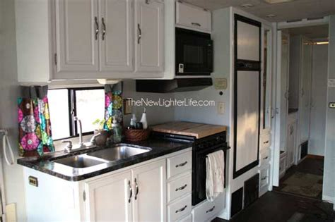 rv kitchen cabinets how to paint rv cabinets without sanding or primer