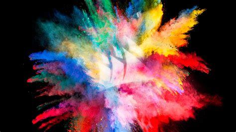 Color Burst Wallpaper - [2560x1440]